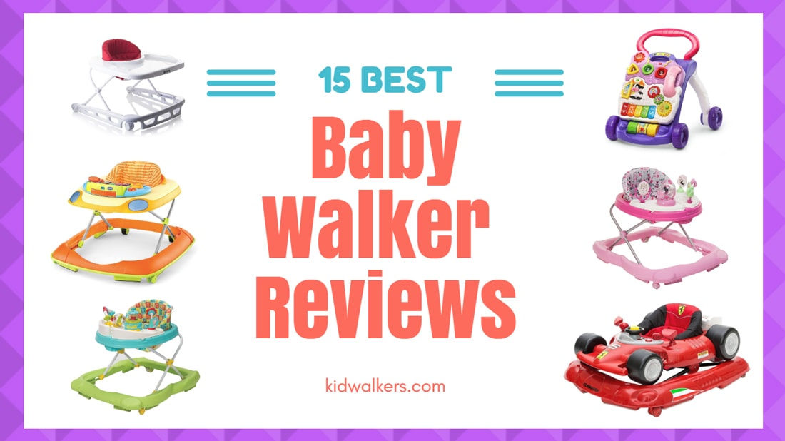 15 best baby walker reviews