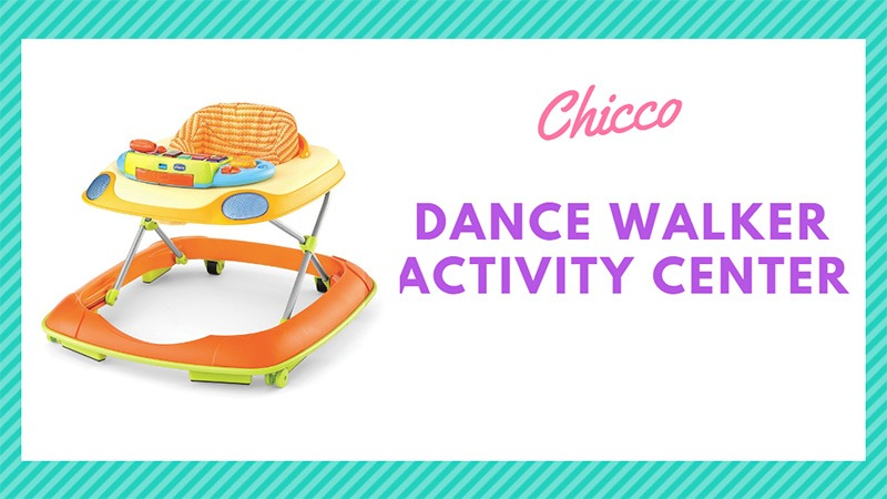 Chicco Dance Walker Activity Center